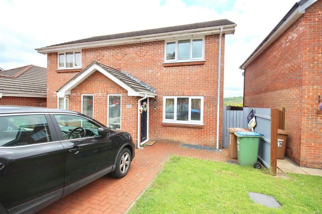 2 bed semi-detached house for sale in Kingswood Close, Hengoed CF82