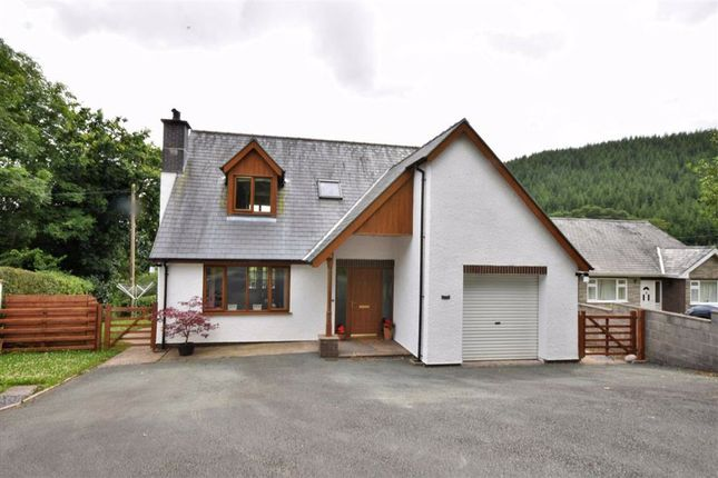 Thumbnail Detached house for sale in Brynteg, Aberangell, Machynlleth, Powys