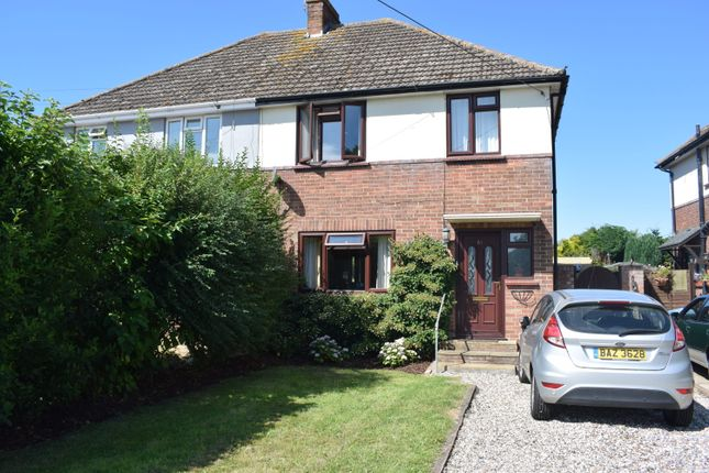 Thumbnail Semi-detached house to rent in Halstead Road, Kirby Cross