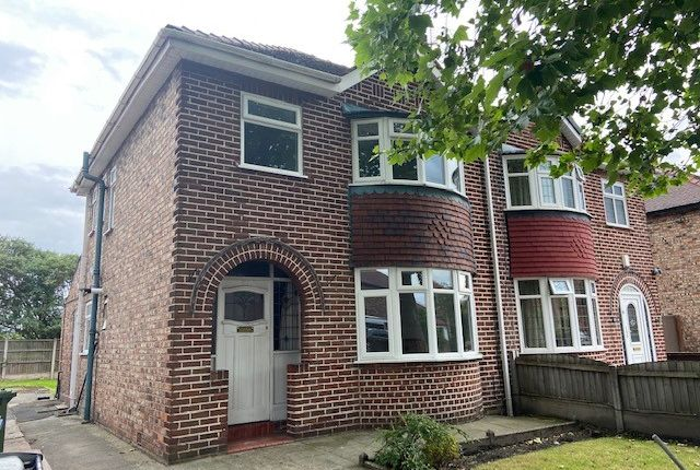 Thumbnail Semi-detached house to rent in Withers Avenue, Orford, Warrington