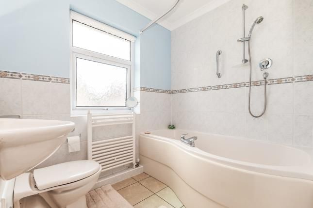 Bathroom of Farnefold Road, Steyning, West Sussex BN44