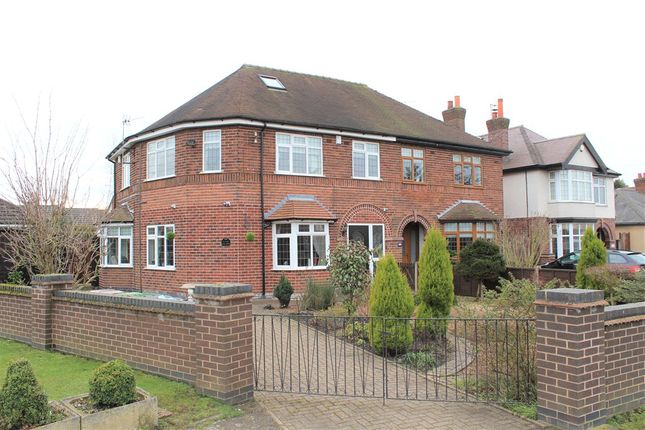 Thumbnail Semi-detached house for sale in The Long Shoot, Nuneaton, Warwickshire