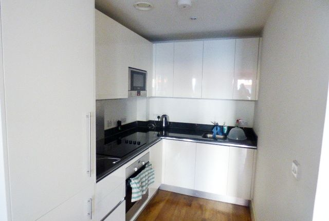 Thumbnail Flat to rent in No 1 Street, Woolwich Arsenal