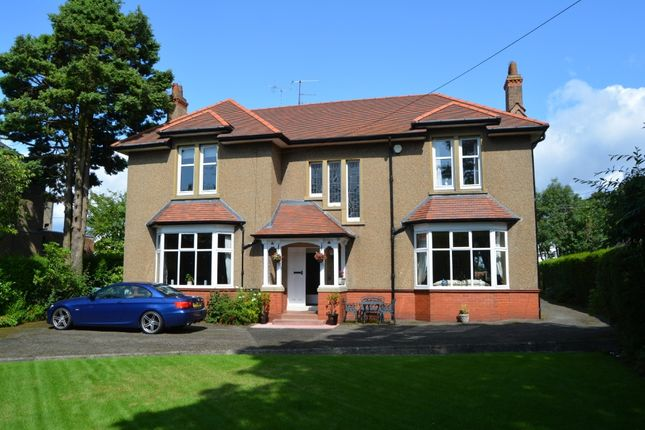 Thumbnail Detached house for sale in 42 Polmont Road, Laurieston, Falkirk