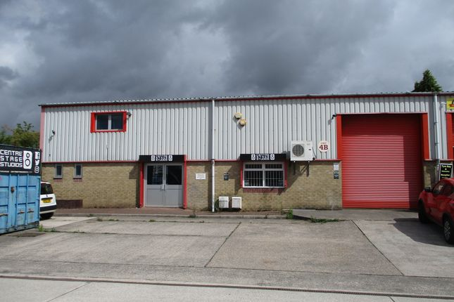 Thumbnail Light industrial for sale in Unit 4B, St Theodores Way, Brynmenyn Industrial Estate, Bridgend