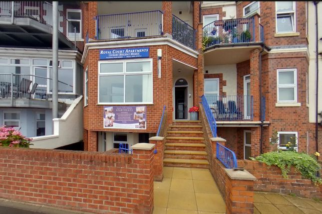 Thumbnail Flat for sale in Royal Court Apartments, 50 South Marine Drive, Bridlington, East Yorkshire