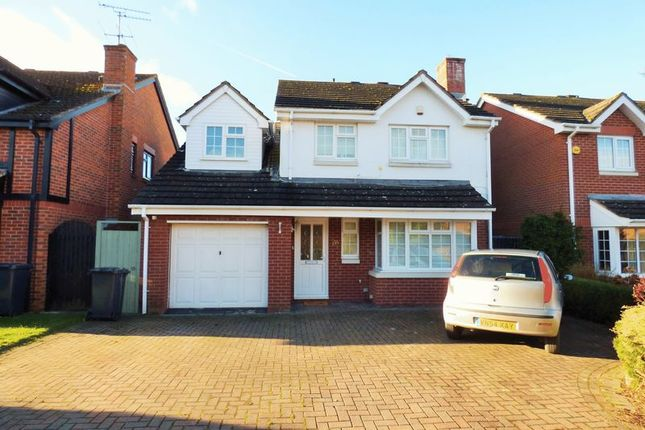 Thumbnail Detached house for sale in Grayling Close, Abbeymead, Gloucester