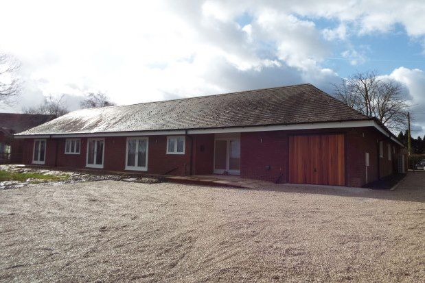 Thumbnail Barn conversion to rent in Thorney Lanes, Burton-On-Trent