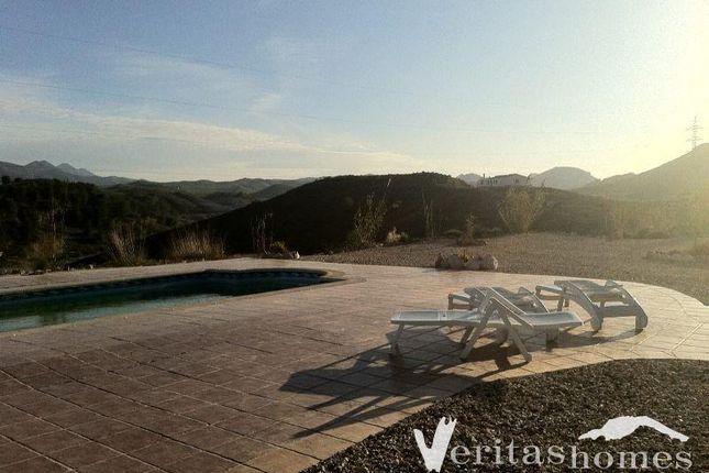 3 bed villa for sale in Velez Rubio, Almeria, Spain