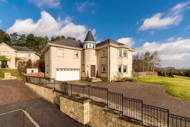 Thumbnail Detached house for sale in 6 Carmaben Brae, Dolphinton, West Linton