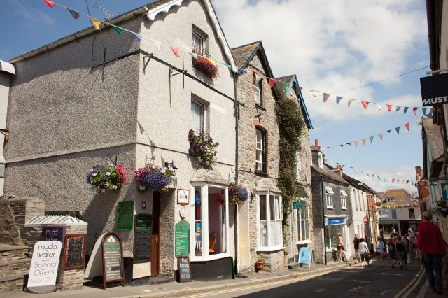 Commercial property for sale in Fentonluna Gardens, High Street, Padstow