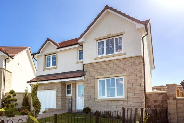 Thumbnail Detached house for sale in Broxden, Perth