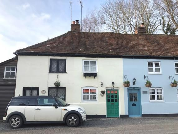 Thumbnail Terraced house for sale in Old Basing, Basingstoke, Hampshire