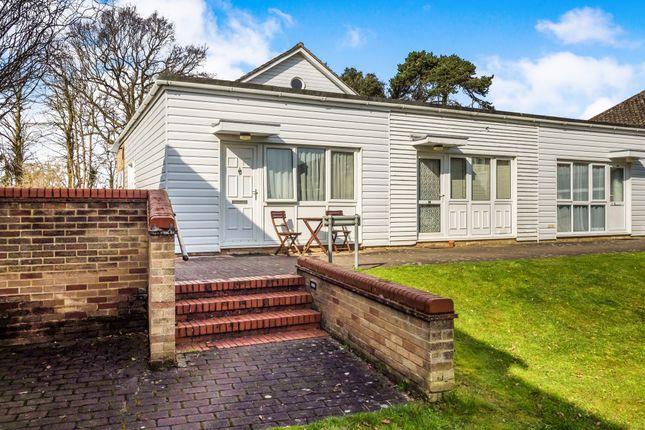 Thumbnail Terraced bungalow for sale in Ellis Gardens, Keswick Hall, Norwich