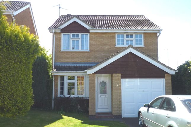 Thumbnail Property to rent in Catherine Close, Orton Longueville, Peterborough
