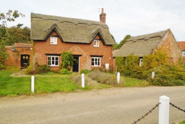 Thumbnail Detached house to rent in Woodbastwick, Norwich, Norfolk