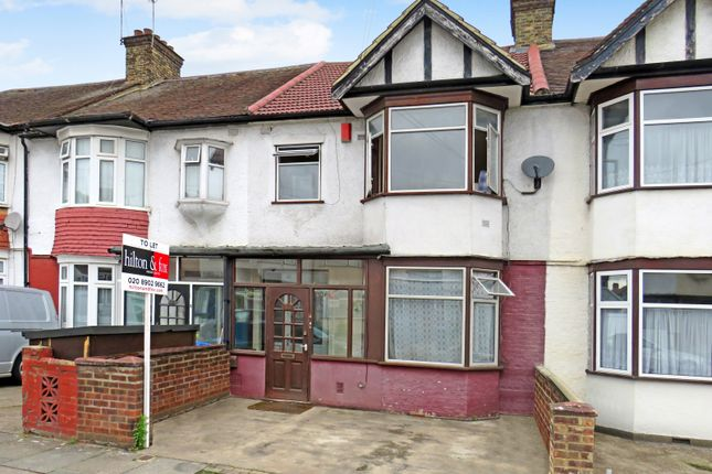 Thumbnail Terraced house to rent in Dorothy Avenue, Wembley, Middlesex