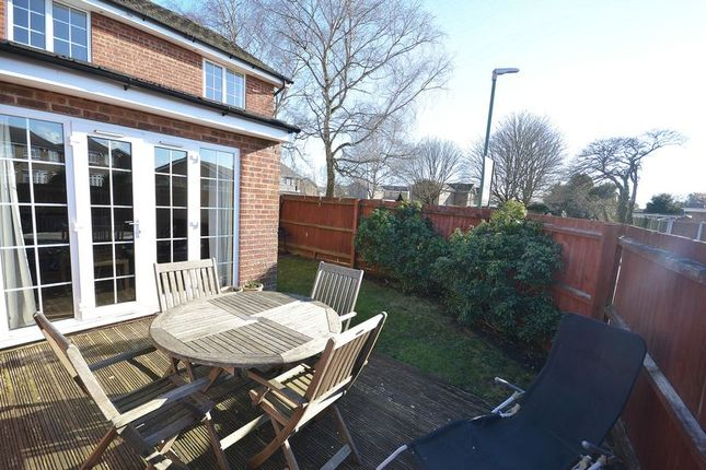 Thumbnail Terraced house to rent in Barrowgate Way, Bournemouth