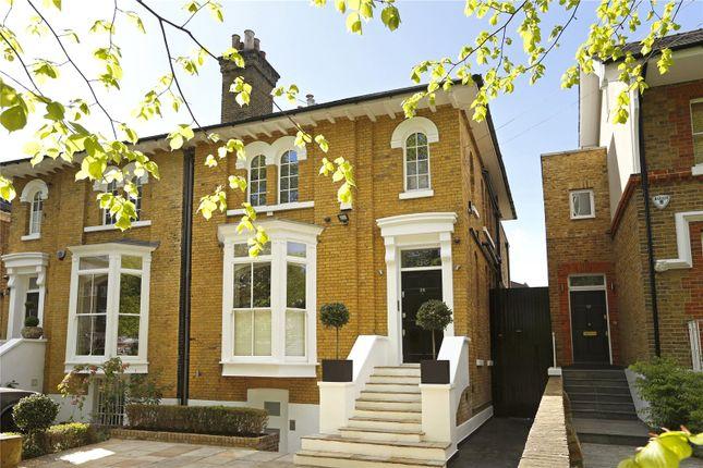 Thumbnail Semi-detached house for sale in Westbridge Road, Battersea Park, London
