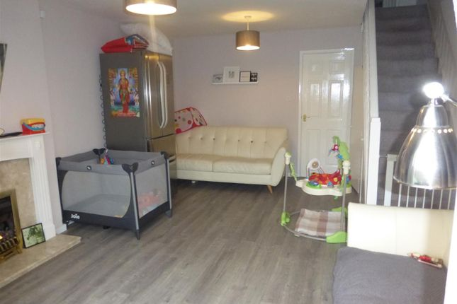 Thumbnail Semi-detached house to rent in Botolph Green, Peterborough