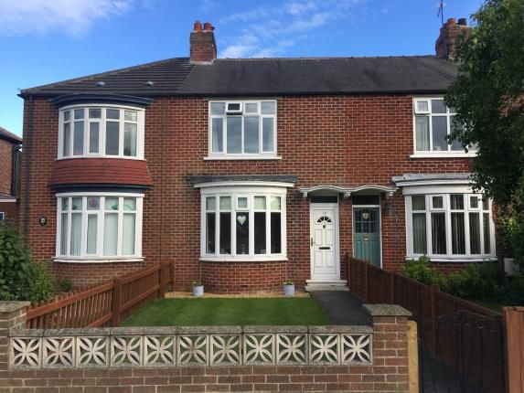 Thumbnail Terraced house for sale in Meadowfield, Stokesley, Middlesbrough, North Yorkshire