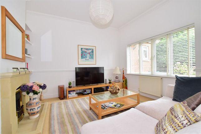 Thumbnail Detached house for sale in Cannongate Avenue, Hythe, Kent