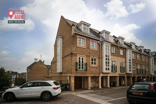 Thumbnail End terrace house for sale in Sandpiper Close, Greenhithe