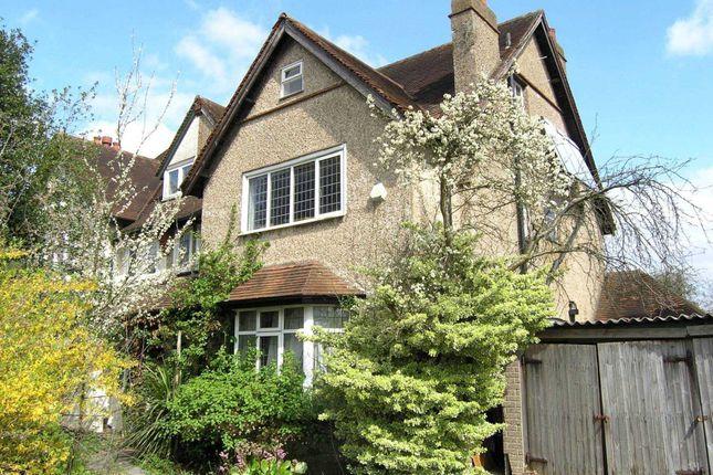 Thumbnail Semi-detached house for sale in Finch Lane, Bushey