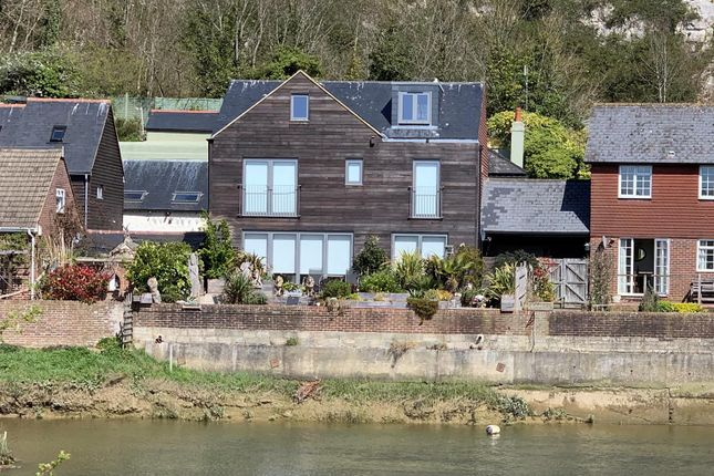 Across The River of The Moorings, South Street, Lewes BN7