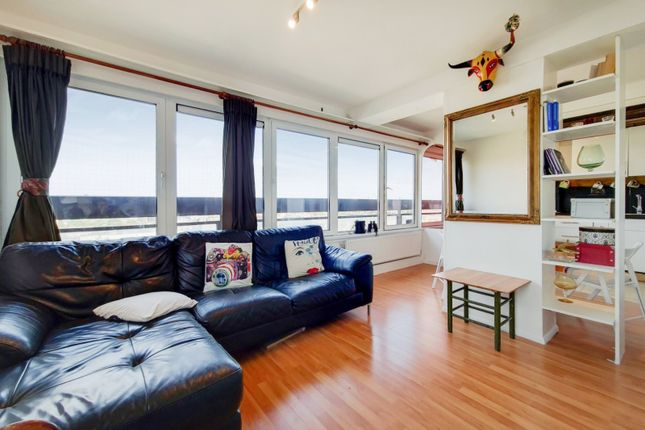 2 bed flat for sale in Durrington Tower, Wandsworth Road, London SW8