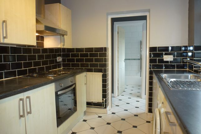 Thumbnail Terraced house to rent in Dalton Street, Cathays