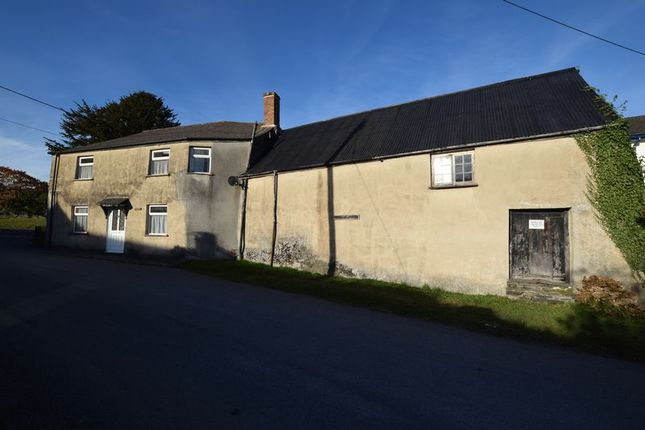 Thumbnail Cottage for sale in Leat Road, Lifton