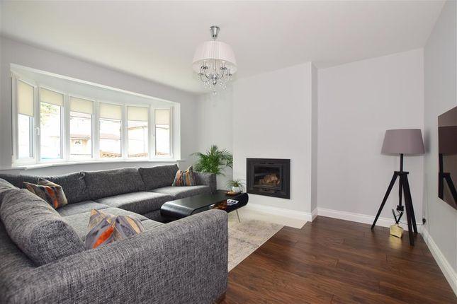 Thumbnail Semi-detached house for sale in Benhurst Avenue, Hornchurch, Essex