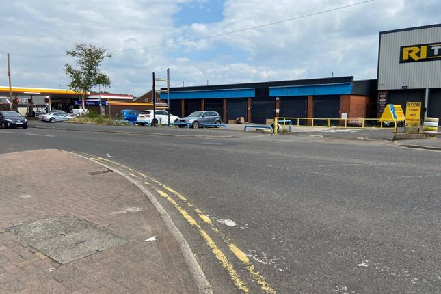 Thumbnail Industrial to let in Whalley Banks, Blackburn