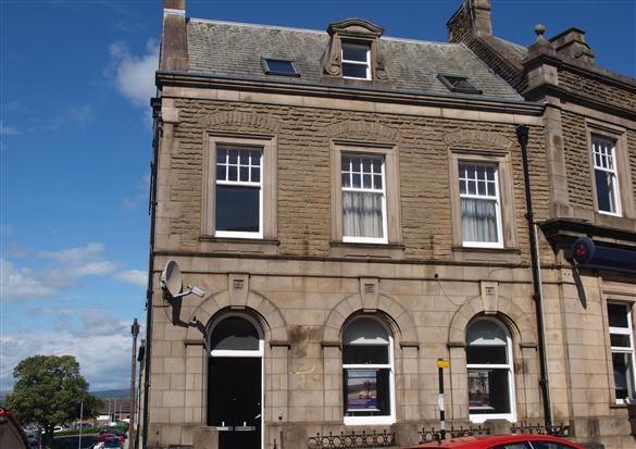 Thumbnail Flat to rent in Market Street, Carnforth
