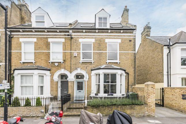 Thumbnail Semi-detached house to rent in Hannington Road, London