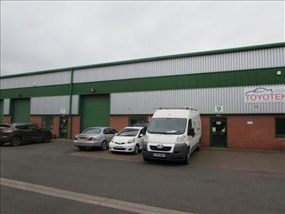 Thumbnail Light industrial for sale in Unit 8, Witham Point Business Park, Wavell Drive, Lincoln