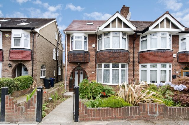 Thumbnail Semi-detached house to rent in Ainsdale Road, Ealing, London
