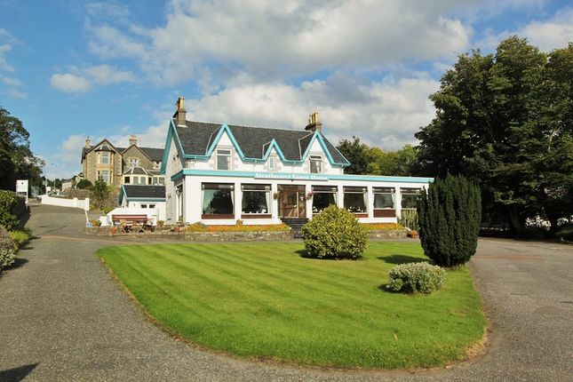 Thumbnail Detached house for sale in Dunollie Road, Oban