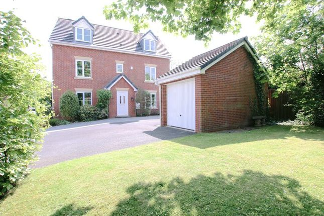 Thumbnail Detached house for sale in Manor Court, Preston