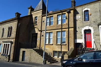 Thumbnail Office for sale in Stamford House, 1-3 Stamford Road, Mossley, Ashton-Under-Lyne