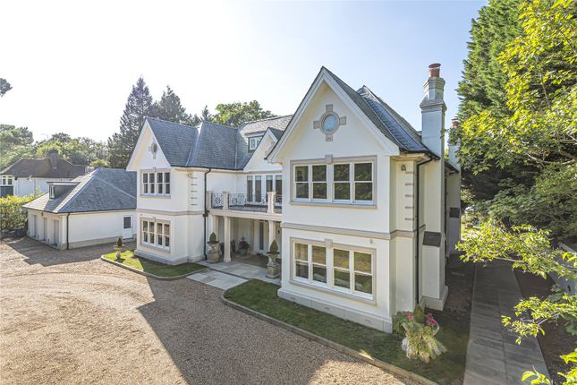 Thumbnail Detached house for sale in Holwood Park Avenue, Keston Park