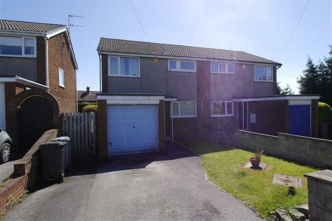 Thumbnail Semi-detached house to rent in Walton Drive, Drighlington