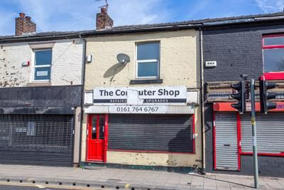 Thumbnail Retail premises for sale in 131 Rochdale Road, Bury