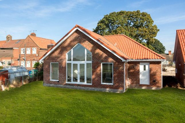 Thumbnail Bungalow for sale in Applegarth Plot A, Main Street, Linton On Ouse, York