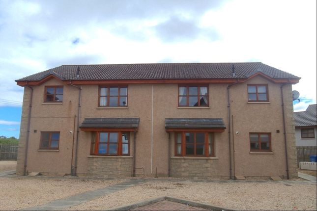 Thumbnail Flat to rent in Barmuckity Lane, Elgin