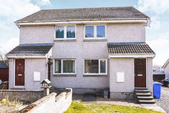 Thumbnail Flat for sale in Blarmore Avenue, Inverness