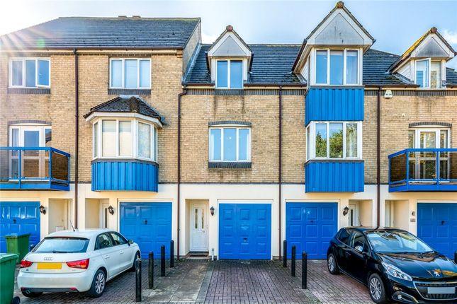Thumbnail Terraced house for sale in Atlantic Close, Ocean Village, Southampton