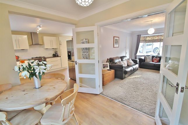 Thumbnail Detached house for sale in Rowe Leyes Furlong, Rothley, Leicestershire