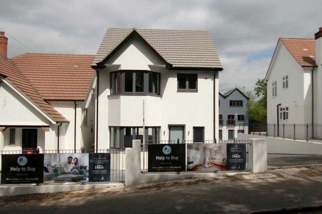 Thumbnail Detached house for sale in Adeyfield Road, Hemel Hempstead